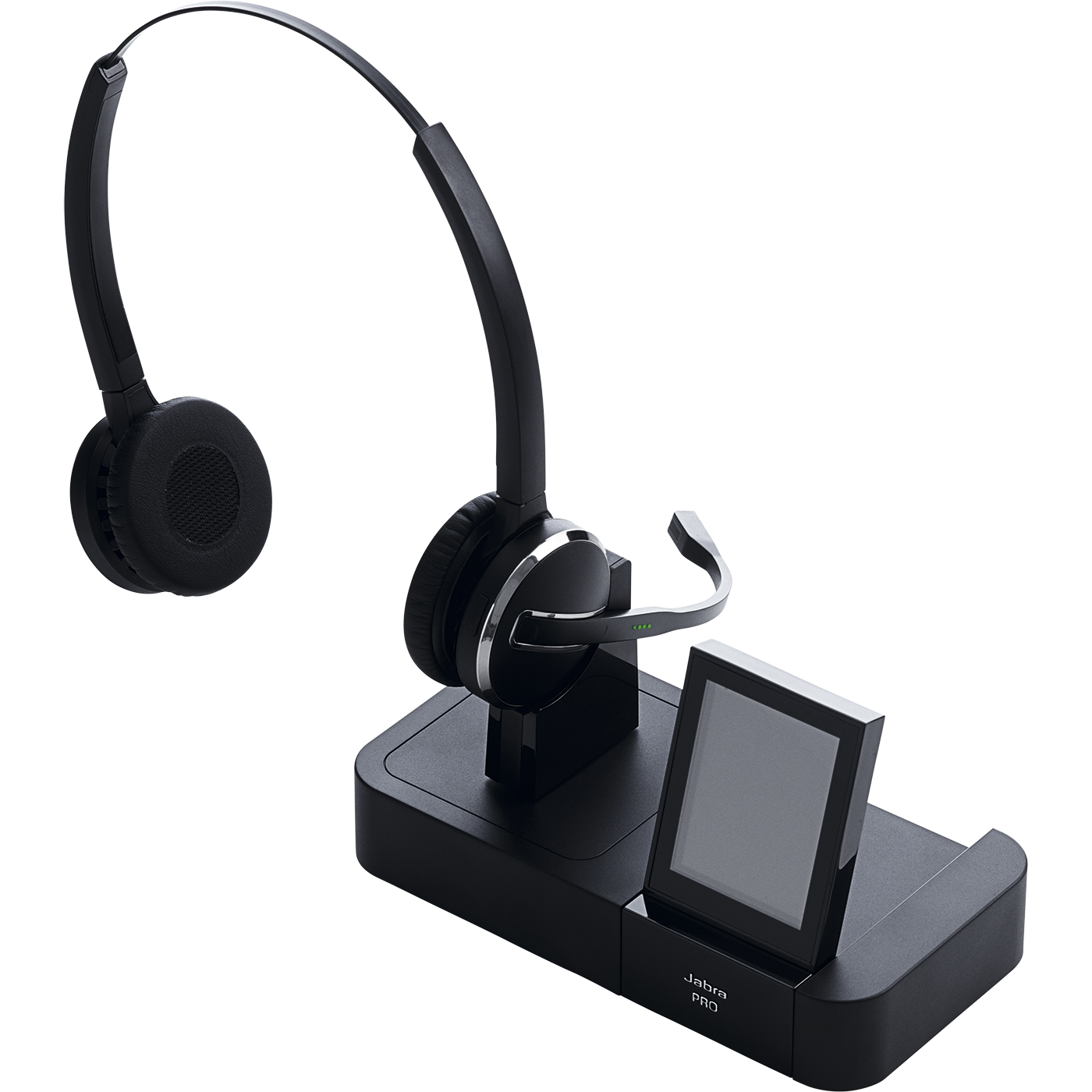 Jabra Pro 9460 Duo Wireless Headset With Touchscreen For: Aquila Technology : 9460-29-707-103
